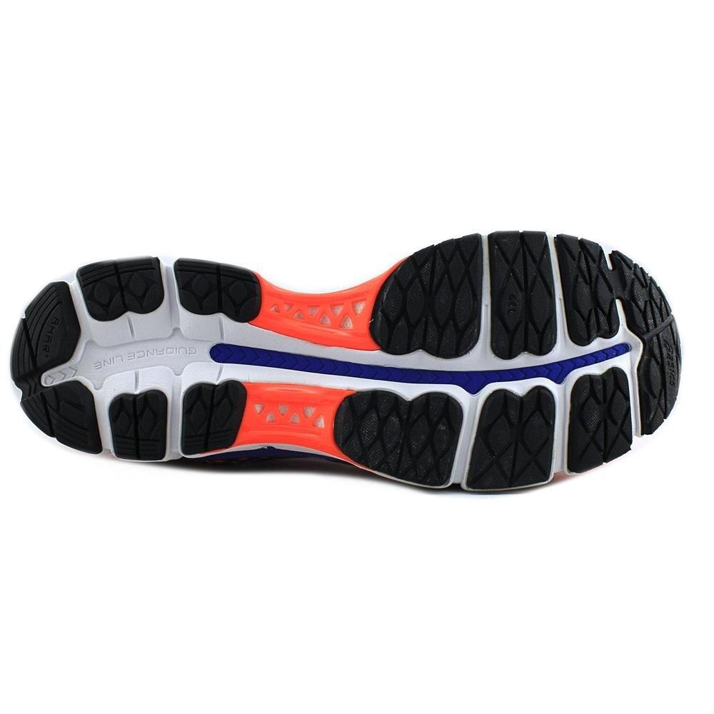 new product def9b 6d62c Asics Gel-Nimbus 17 Men Round Toe Synthetic Multi Color Running Shoe