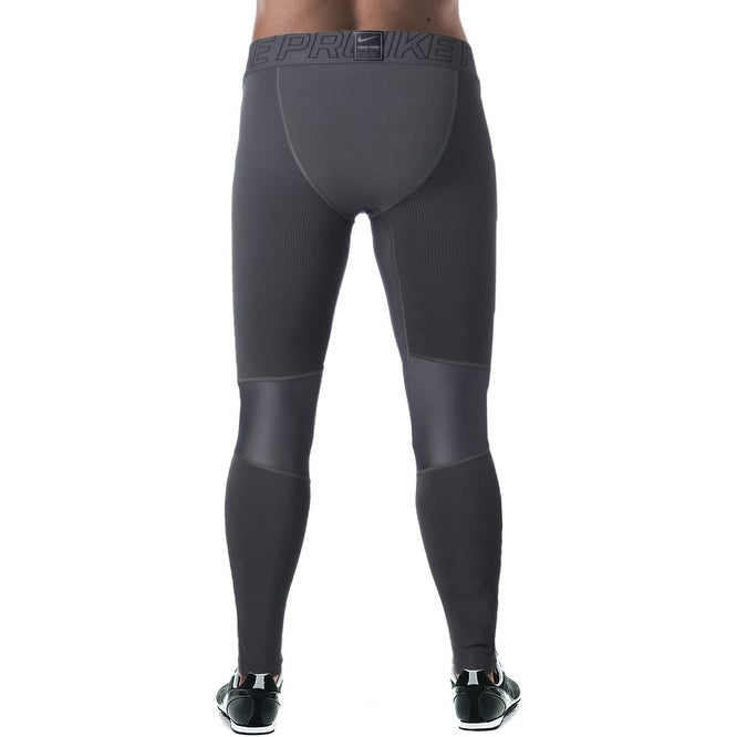 7825c238d01e5 Shop Nike Pro Hyper Men's Compression Tights Dri-Fit - Free Shipping On  Orders Over $45 - Overstock - 20263198