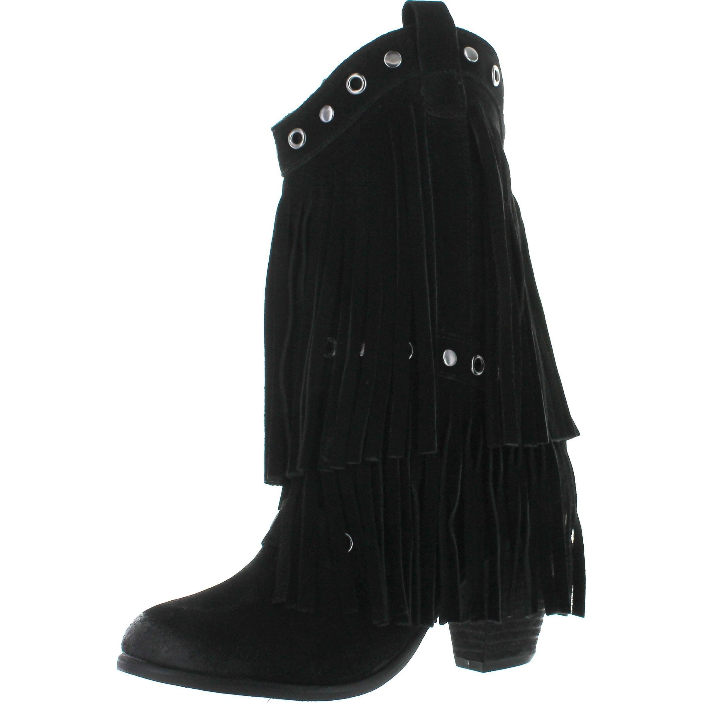 Shop Naughty Monkey Women s Kickin It Boots - Free Shipping Today ... 692d2aca57c7