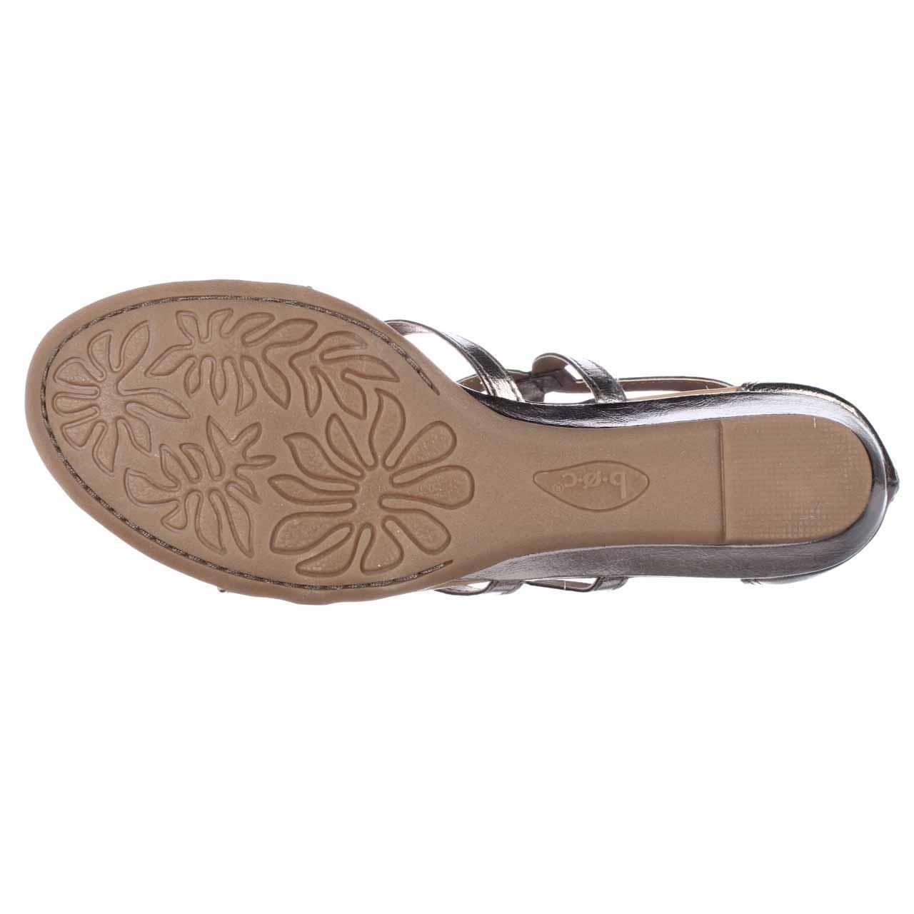c1c68ab76f42 Shop B.O.C. Born Concept Pawel Low Wedge Gladiator Sandals