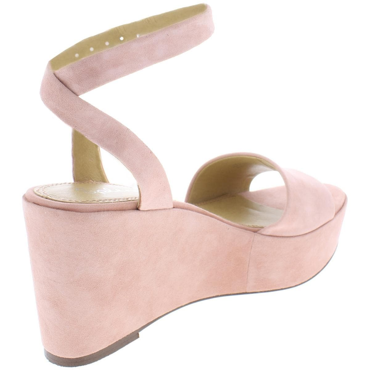f8e6ae29e18 Shop Splendid Womens Felix Platform Sandals Suede Wedge - On Sale - Free  Shipping Today - Overstock - 26879646