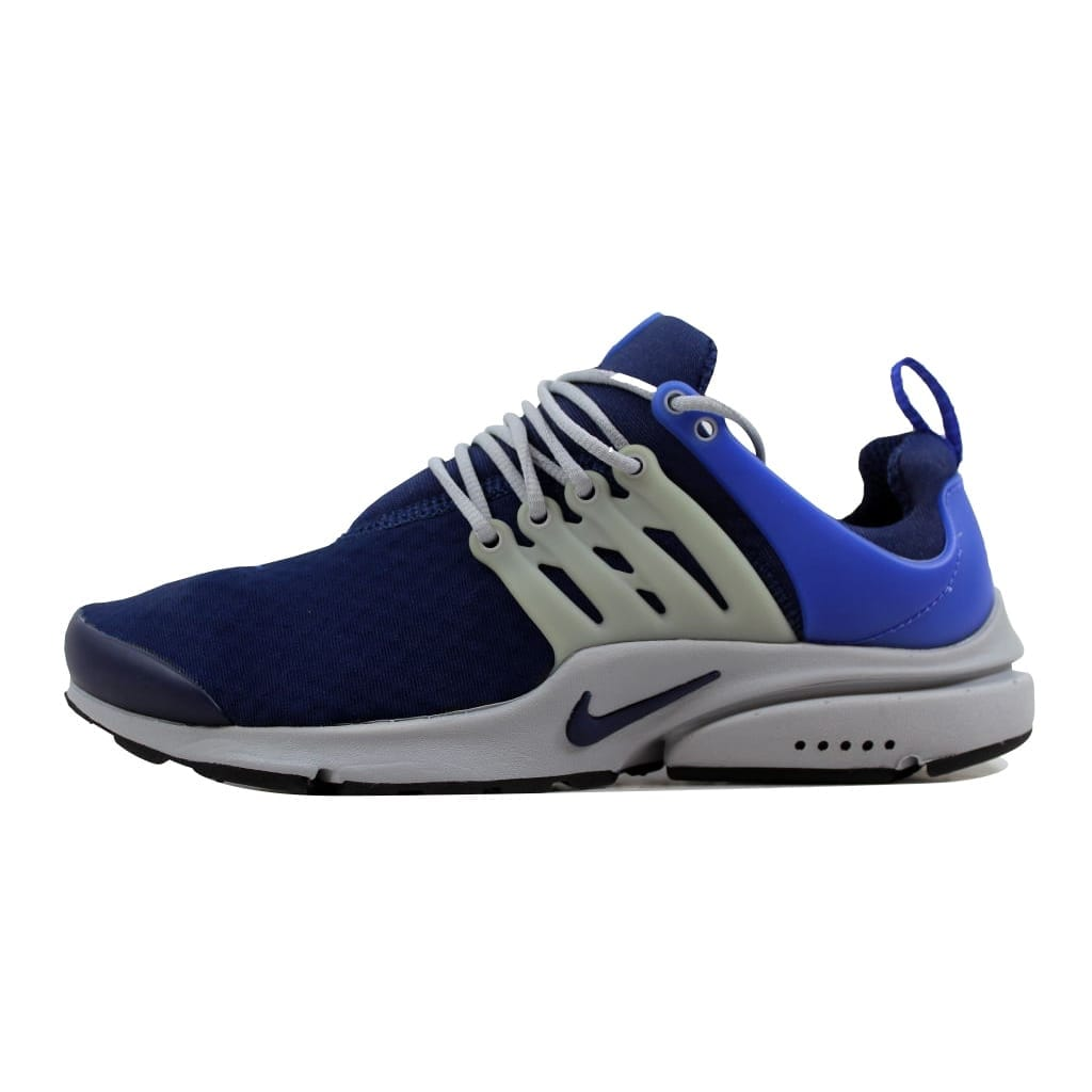 on sale 91d7f d45eb Shop Nike Men's Air Presto Essential Binary Blue/Binary Blue 848187-400  Size 8 - Free Shipping Today - Overstock - 22919551