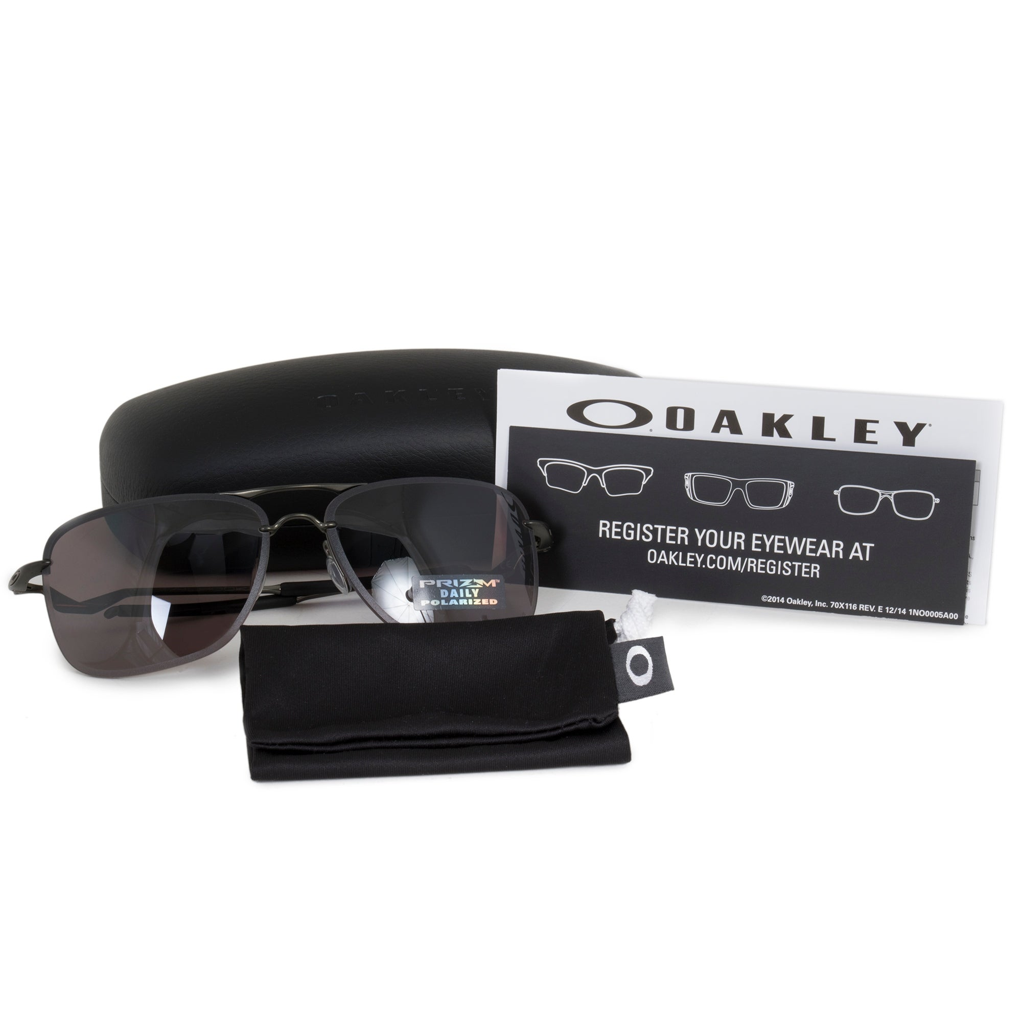 6fcdcd6653a Shop Oakley Tailhook Square Sunglasses 0OO4087 408705 60 POL - On Sale -  Free Shipping Today - Overstock - 19623025