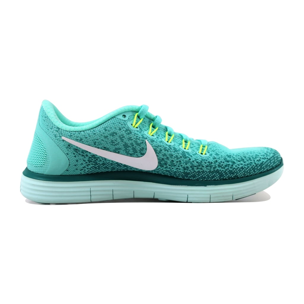0911d4cd8bc9 Shop Nike Women s Free Run Distance Light Orewood Brown Taupe Grey-Sail  827116-301 Size 7 - Free Shipping Today - Overstock - 20763233