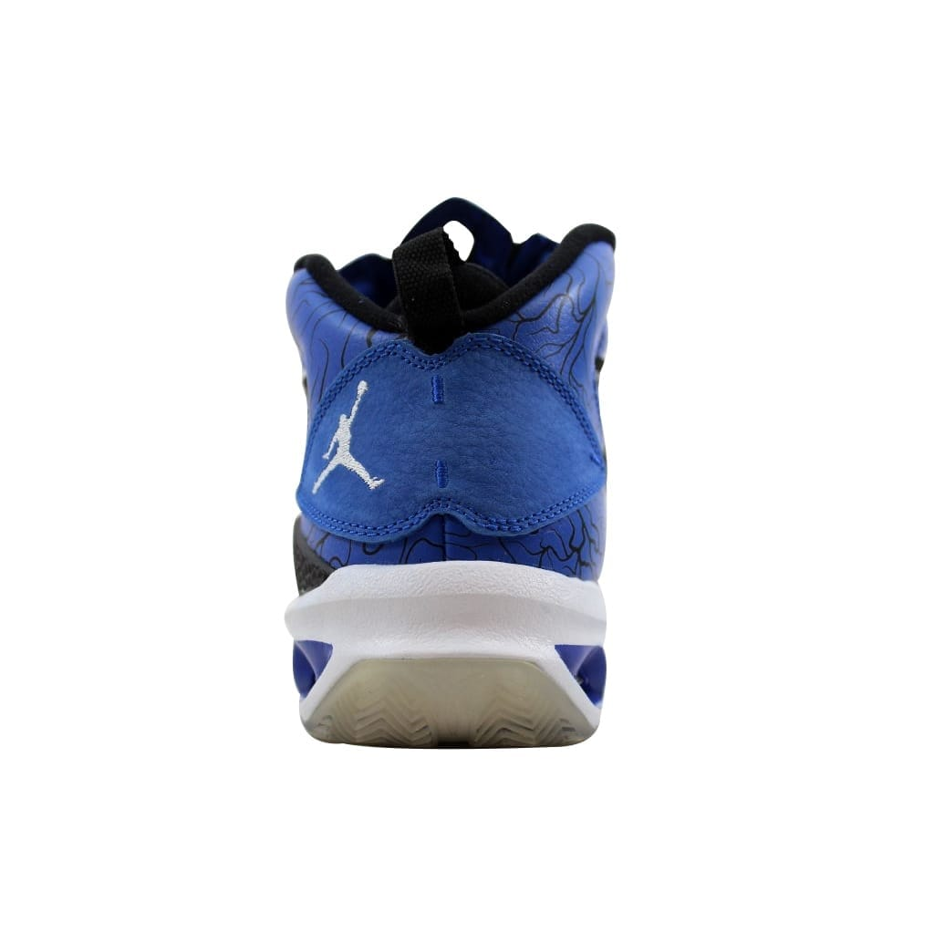 Shop Nike Men s Air Jordan Melo M9 Game Royal White-Black 551879-401 - Free  Shipping Today - Overstock.com - 22919573 a3b3d21e04