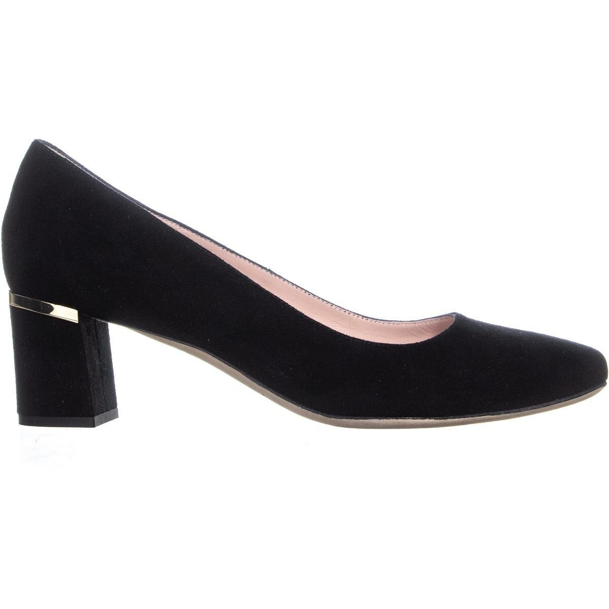 c9b3579747 Shop Kate Spade New York Dolores Too Kitten Heels, Black - 7 us - Free  Shipping Today - Overstock - 25459040