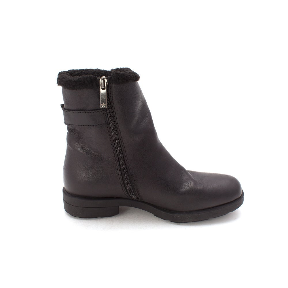223887c6fdd Aquatalia Womens LORNA Round Toe Ankle Cold Weather Boots