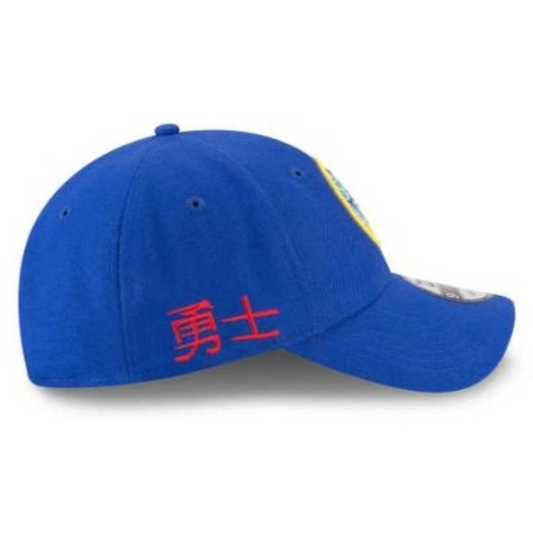 dae62e6ca37 Shop New Era NBA City Series Golden State Warriors 9Twenty Adjustable Hat  11543339 - Free Shipping On Orders Over  45 - Overstock.com - 19562984