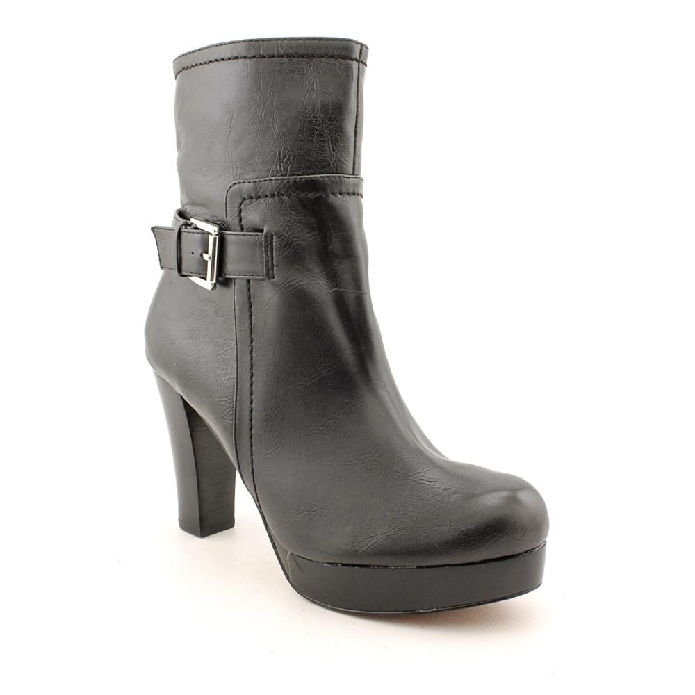 Marc Fisher Boot Harlie Damens Round Toe Synthetic Ankle Boot Fisher Free 022256