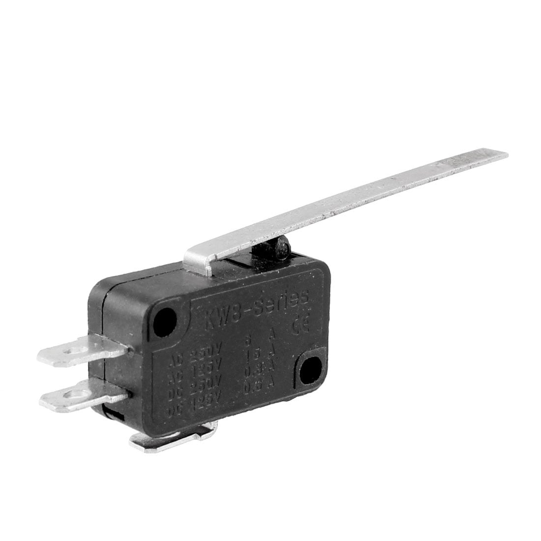 Shop Long Hinge Roller Lever Pushbutton 1no 1nc 1p2t Eelectric Micro Switch With Black On Sale Free Shipping Orders Over 45 18253000