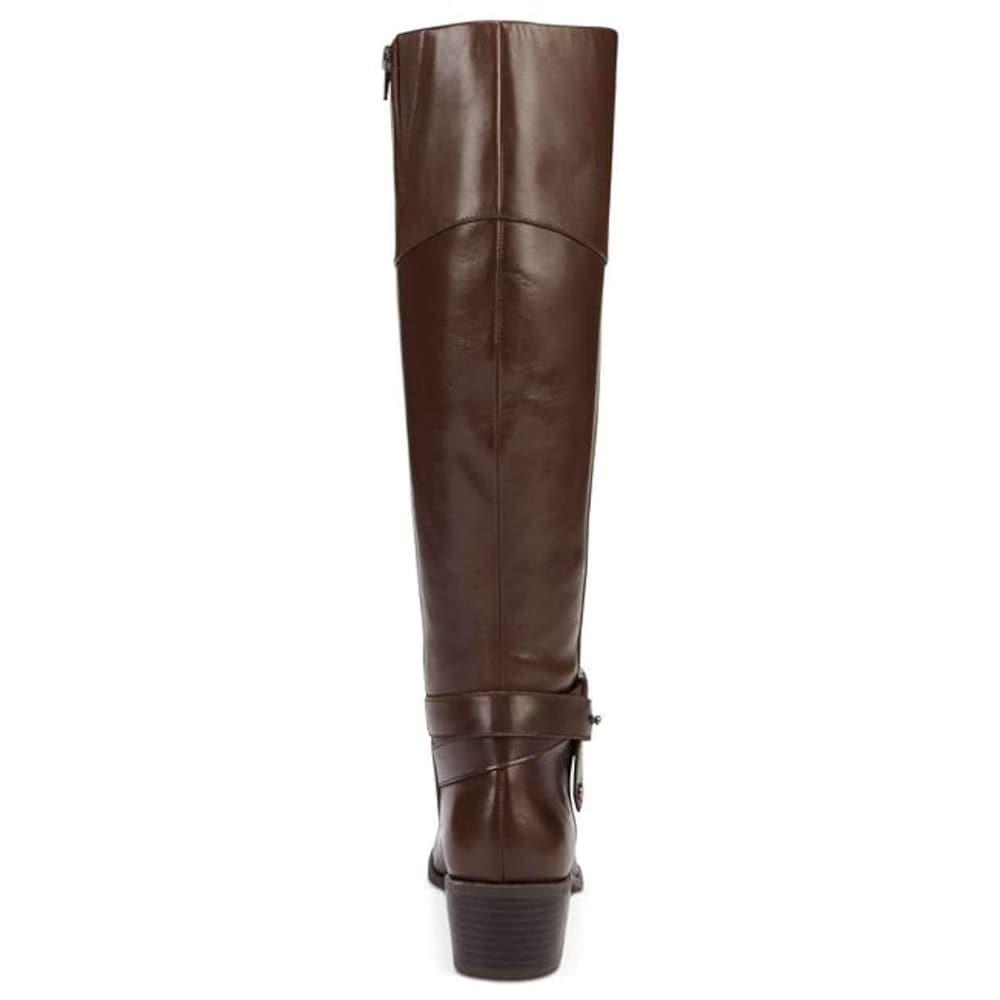 Shop Alfani Damenschuhe Berniee Leder Knee Closed Toe Knee Leder High Fashion 9ca101