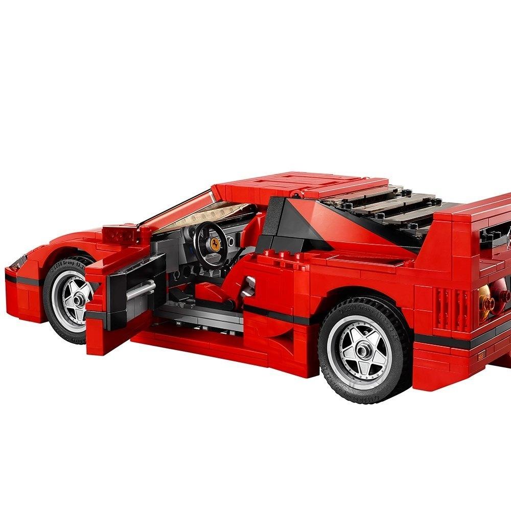 948a8a969a38 Shop LEGO Creator Expert Ferrari F40 10248 Construction Set - Multi - Ships  To Canada - Overstock - 19474875