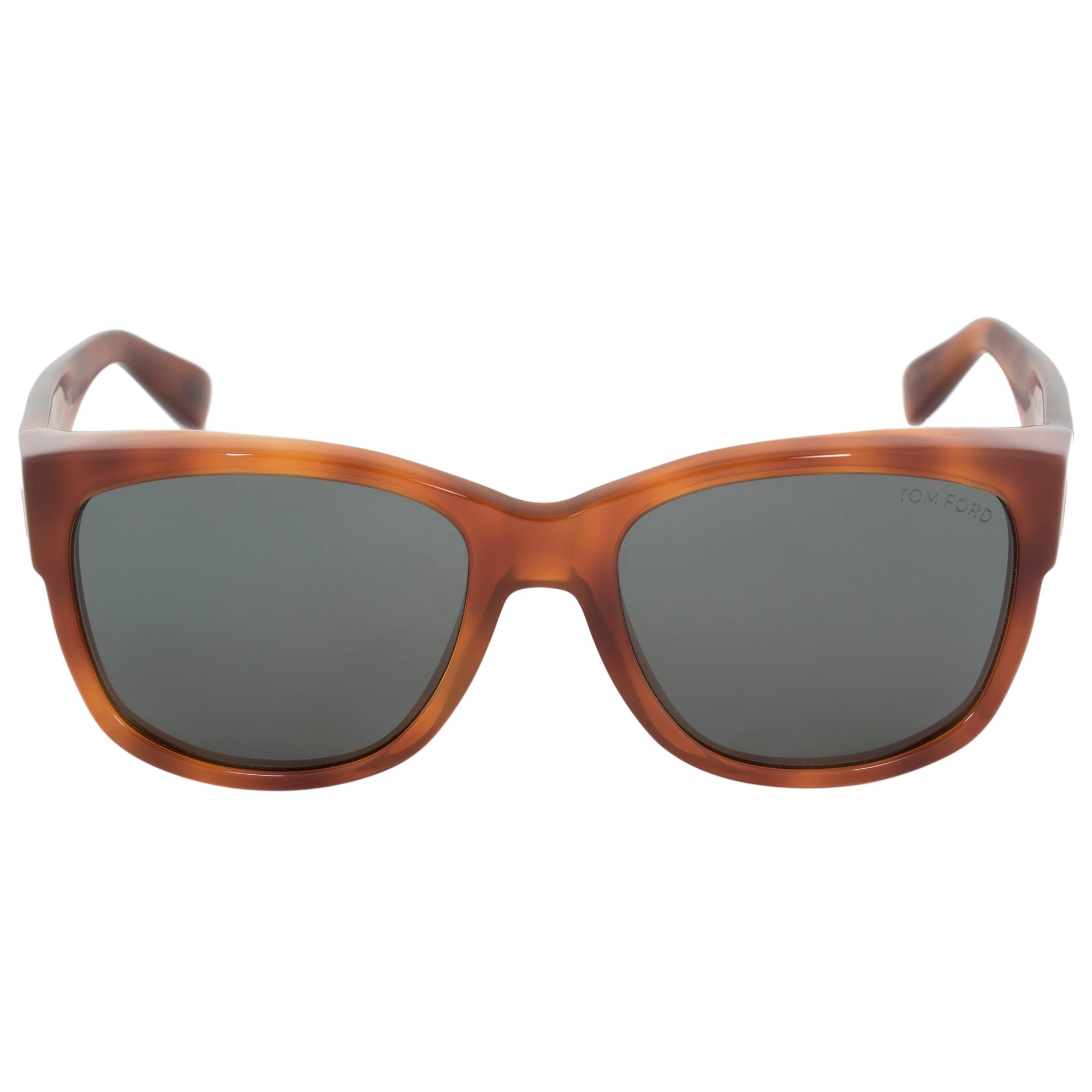 b4cd63eaaec4 Shop Tom Ford Carson Square Sunglasses FT0441 53N 56 - Free Shipping Today  - Overstock - 19622358