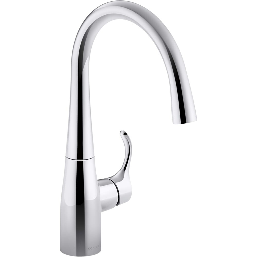Shop kohler k 22034 simplice bar sink faucet free shipping today overstock com 20721760