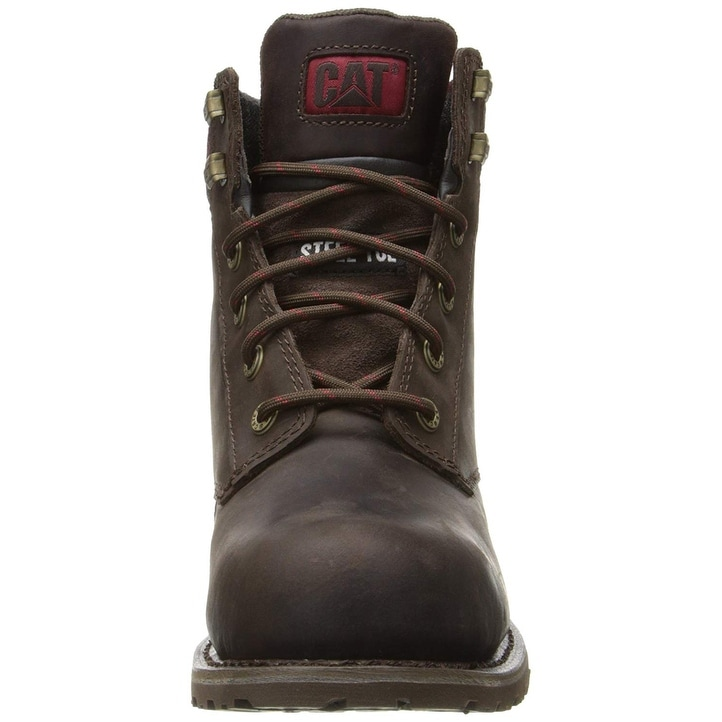 100% high quality fashionable and attractive package release info on Caterpillar Women's Kenzie Steel Toe Work Boot