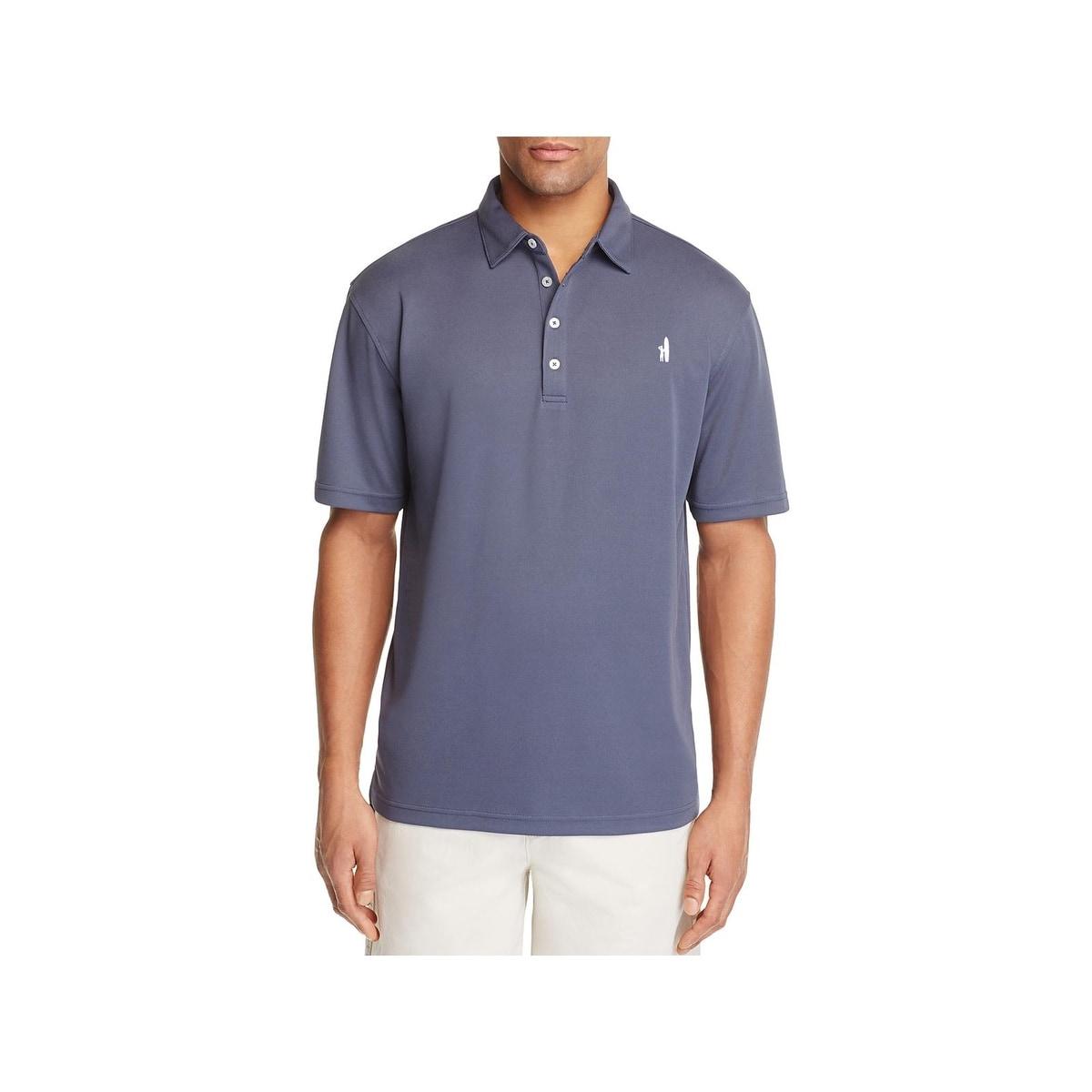Shop Johnnie O Mens Polo Shirt Performance Logo Free Shipping On