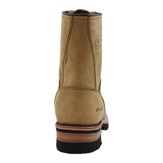 AdTec Women's 2427 Logger Boots 9