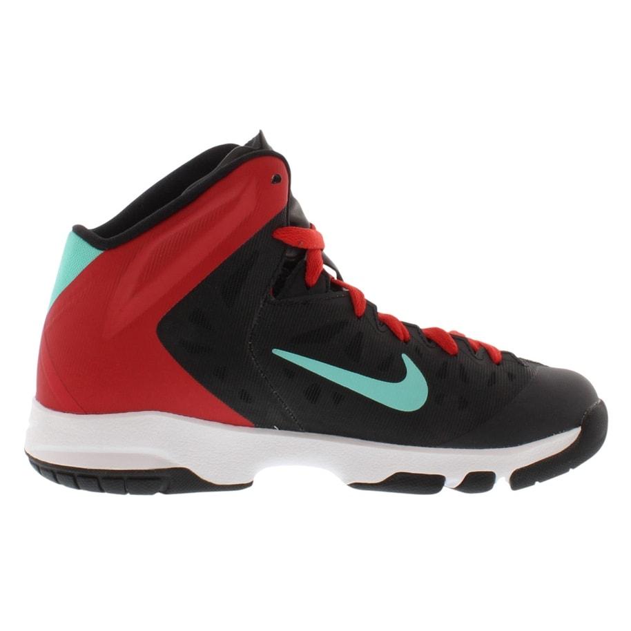 rencontrer 799d4 8b3d0 Nike Hyperquickness (Gs) Basketball Junior's Shoes - 6 m