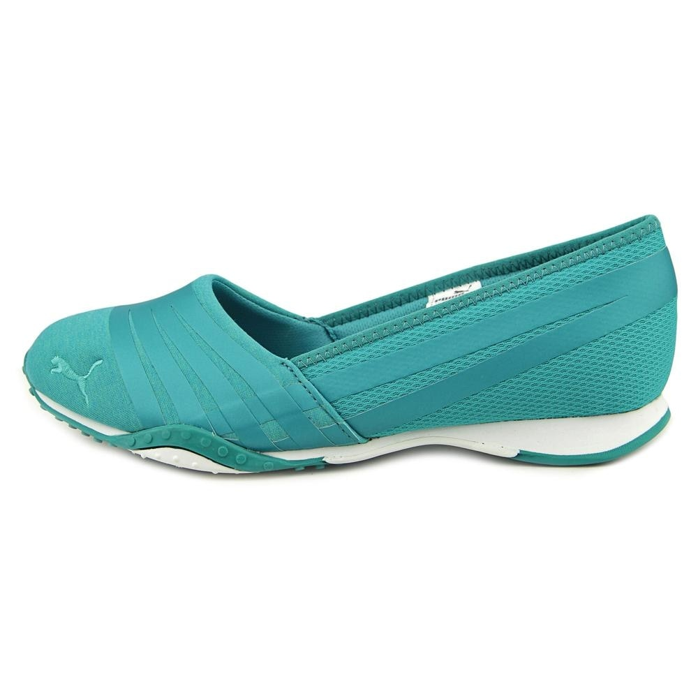 a821bf3bdb50 Shop Puma Asha Alt 2 Shine Women Round Toe Canvas Green Walking Shoe - Free  Shipping On Orders Over  45 - Overstock - 13559372