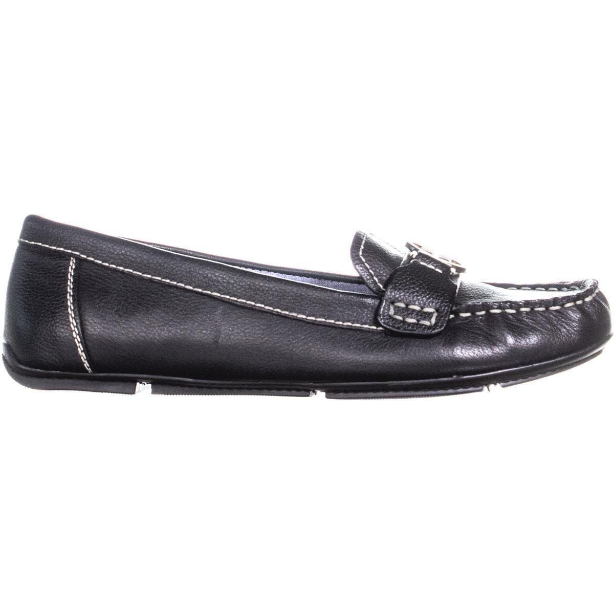 e483262dc03 Shop Tommy Hilfiger Raelyn Flat Slip On Loafers