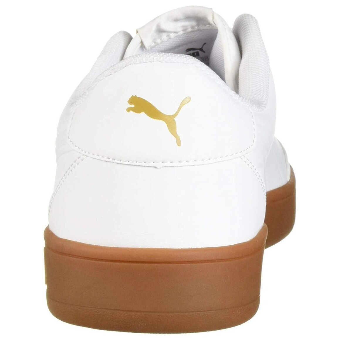 Shop PUMA Men s Court Breaker L Mono Sneaker - Free Shipping Today -  Overstock.com - 27032575 6328e53d2