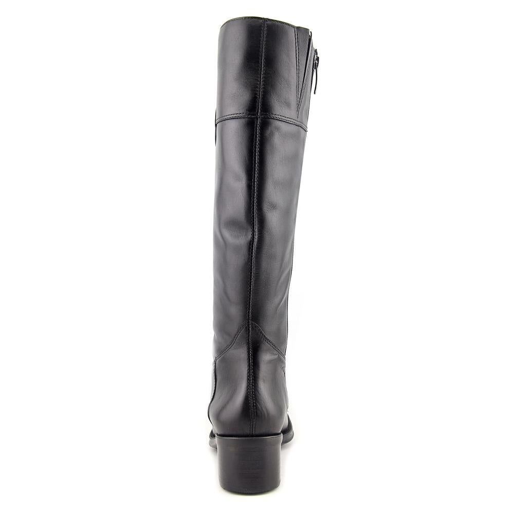 7a8a65ae0319 Shop Andre Assous Legendary Round Toe Leather Knee High Boot - Free  Shipping Today - Overstock.com - 13635327