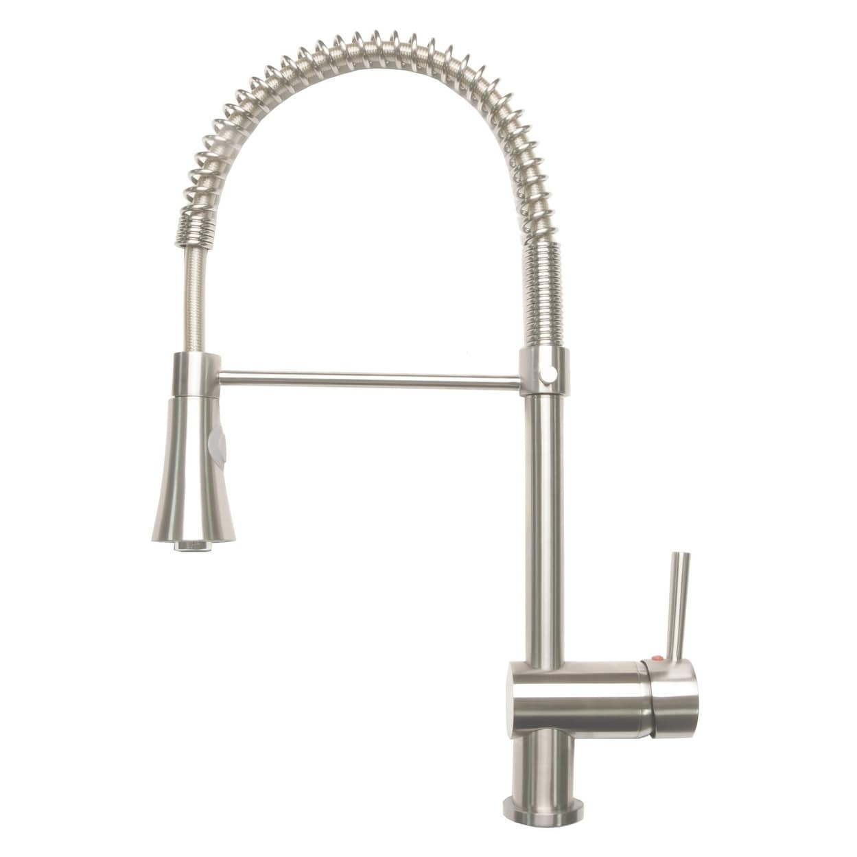 semi american standard kitchen faucet handle faucets kitchens pro professional quince coiled