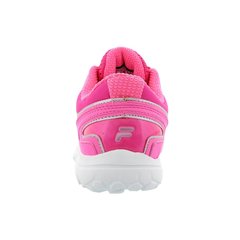 e07624188a38 Shop Fila Boomers Running Girl s Shoes Size - Free Shipping On Orders Over   45 - Overstock - 27791474