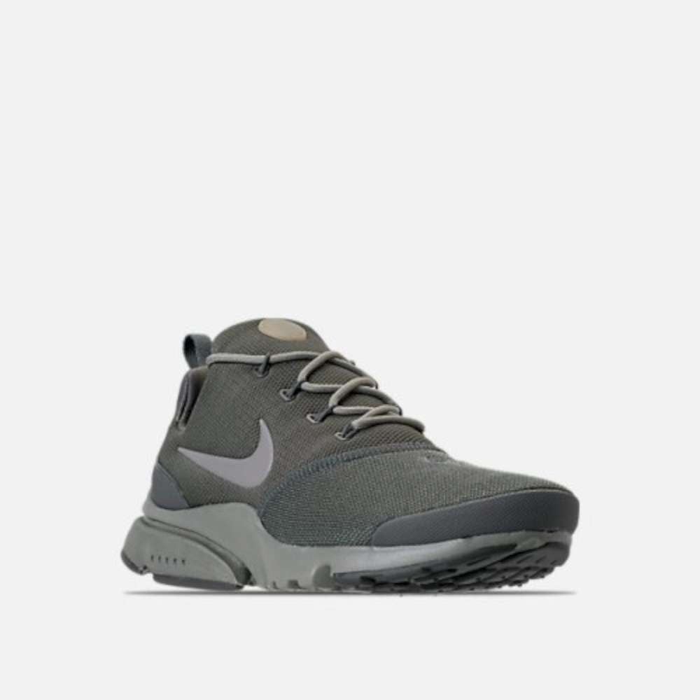 3731695ba085 Shop Nike Mens Presto Fly Running Sneakers Low Top Lace Up Trail Running  Shoes - Free Shipping Today - Overstock - 25980422