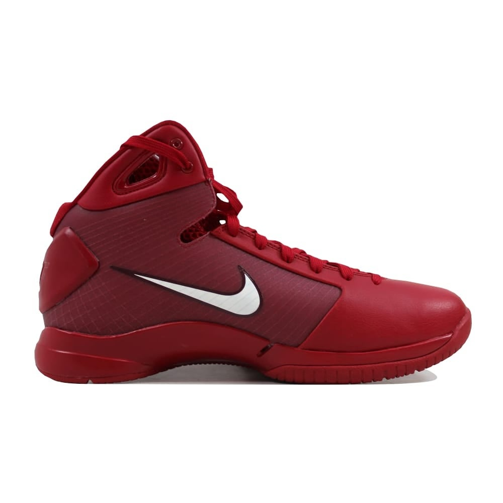 db17c53eaf5a Shop Nike Hyperdunk  08 Gym Red White-Team Red 820321-601 Men s - On Sale -  Free Shipping Today - Overstock - 22340397