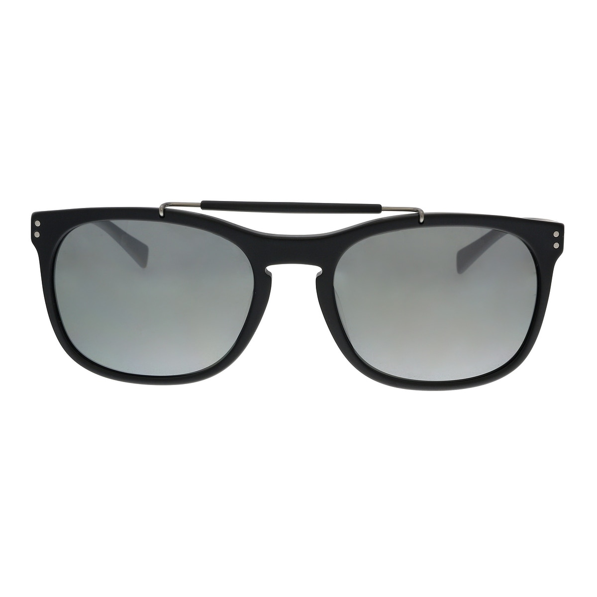 91eccebe4b Shop Burberry BE4244 34646G Matte Black Rectangular Sunglasses - No Size -  Free Shipping Today - Overstock - 24081514