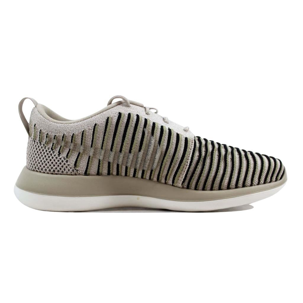 3d335abbe0fac Nike Roshe Two Flyknit String String-Neutral Olive-Black 844929-200 Women s