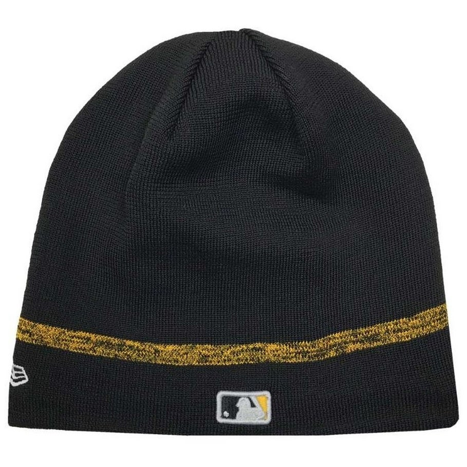 e1acb619 Shop New Era MLB Pittsburgh Pirates Clubhouse Stocking Knit Hat Beanie  Skull Cap - Free Shipping On Orders Over $45 - Overstock - 27341198