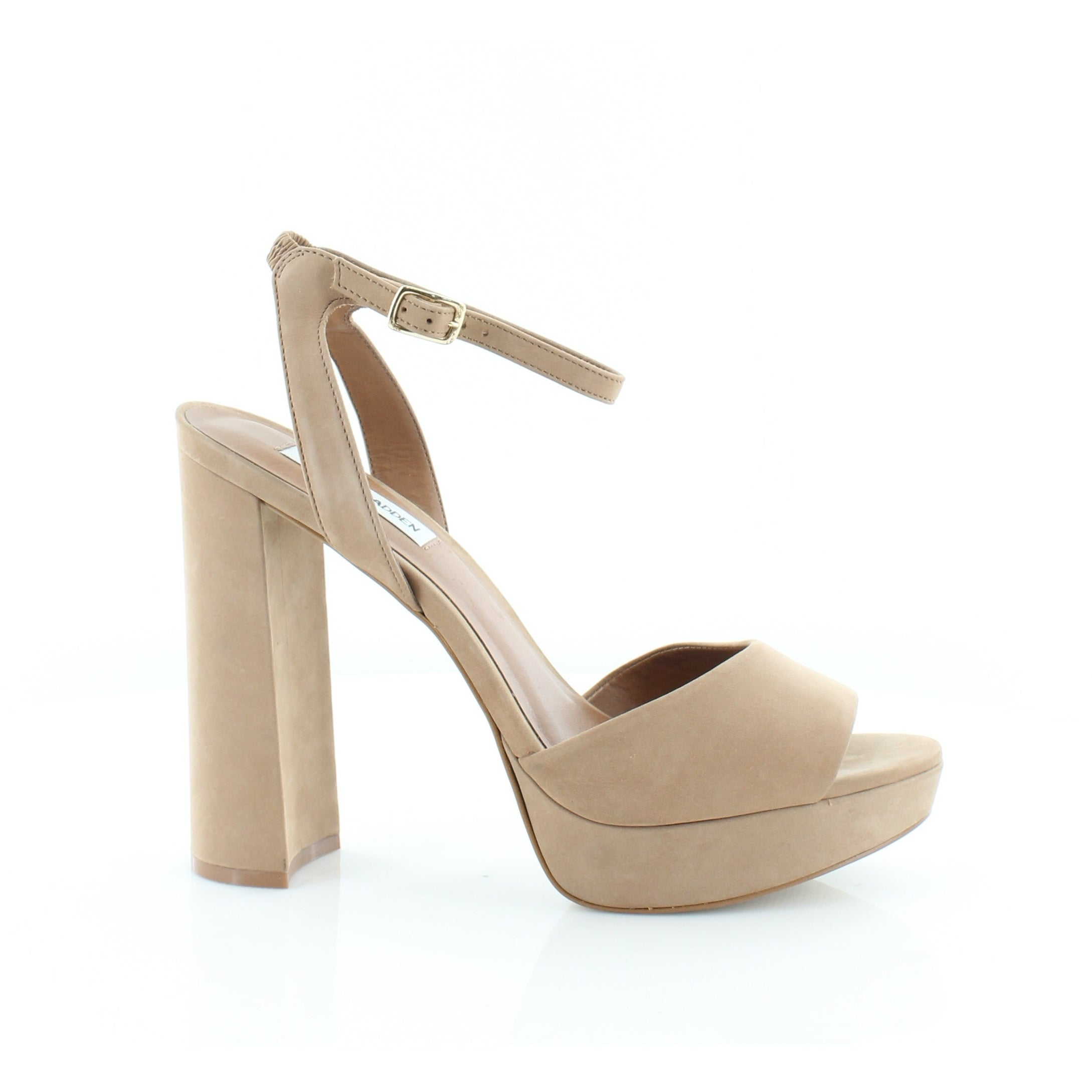 bc977fa0fba Shop Steve Madden Britt Women s Heels Camel - 11 - Free Shipping On Orders  Over  45 - Overstock - 21553886