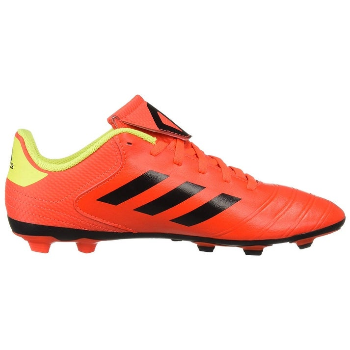 d119a7d97cf Shop adidas Kids  Copa 18.4 Firm Ground Soccer Shoe - Free Shipping On  Orders Over  45 - Overstock - 25459923
