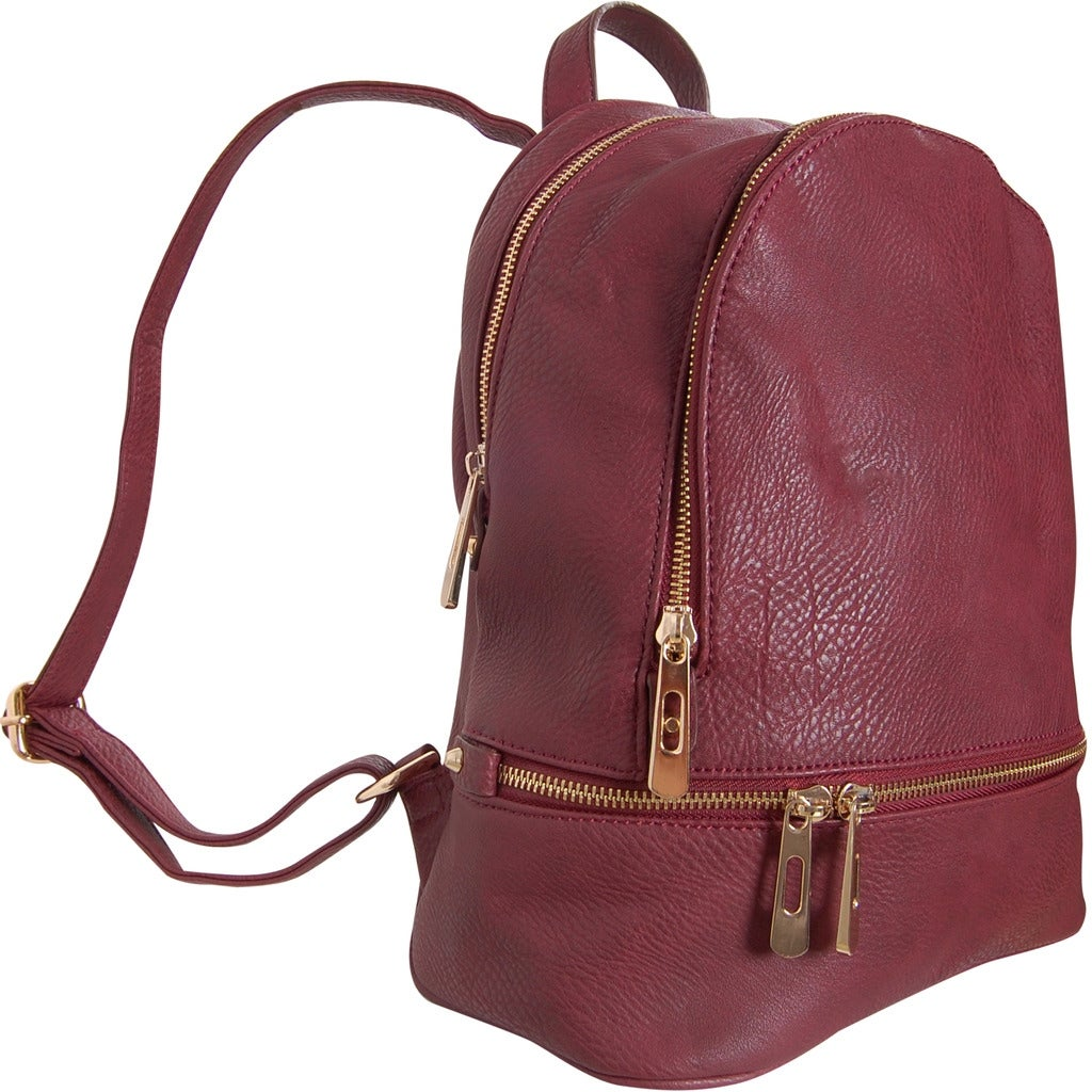 db11b9e1f45 Leather Backpack Purse Sale - CEAGESP