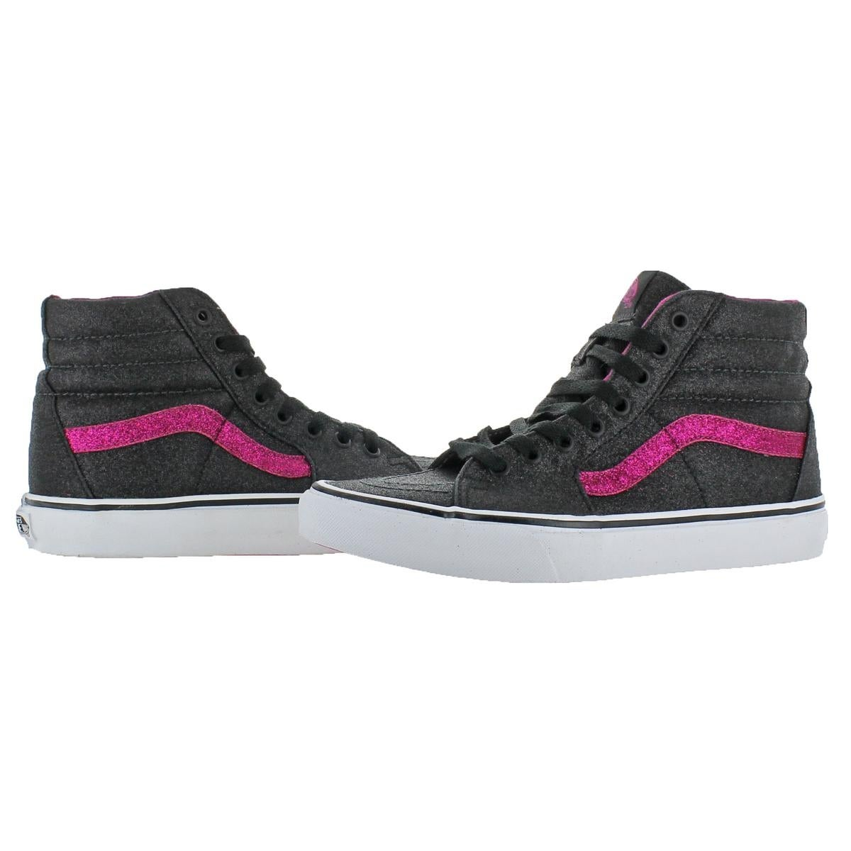 892e2c2f2f Shop Vans Womens Sk8-Hi Skate Shoes High Top Fashion - Free Shipping On  Orders Over  45 - Overstock - 22866742