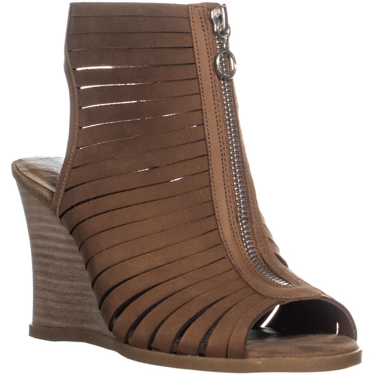 74efbe5f0a3 Denim & Supply Ralph Lauren Starr Wedge Sandals, Tan - 9 us / 40 eu