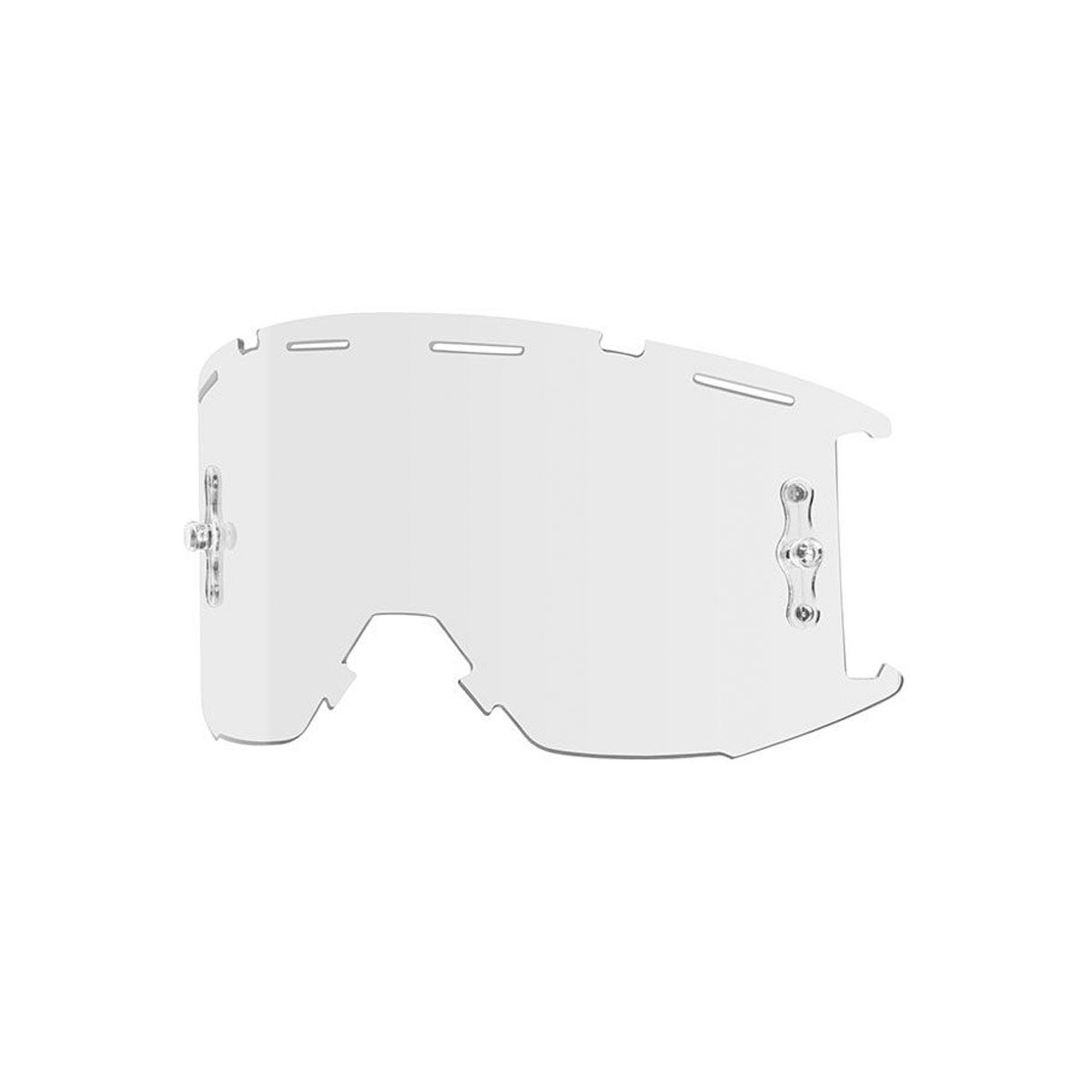 08d7cc3910c04 Shop Smith Optics 2016 Squad MTB Off Road Goggle - Replacement Lens -  Clear