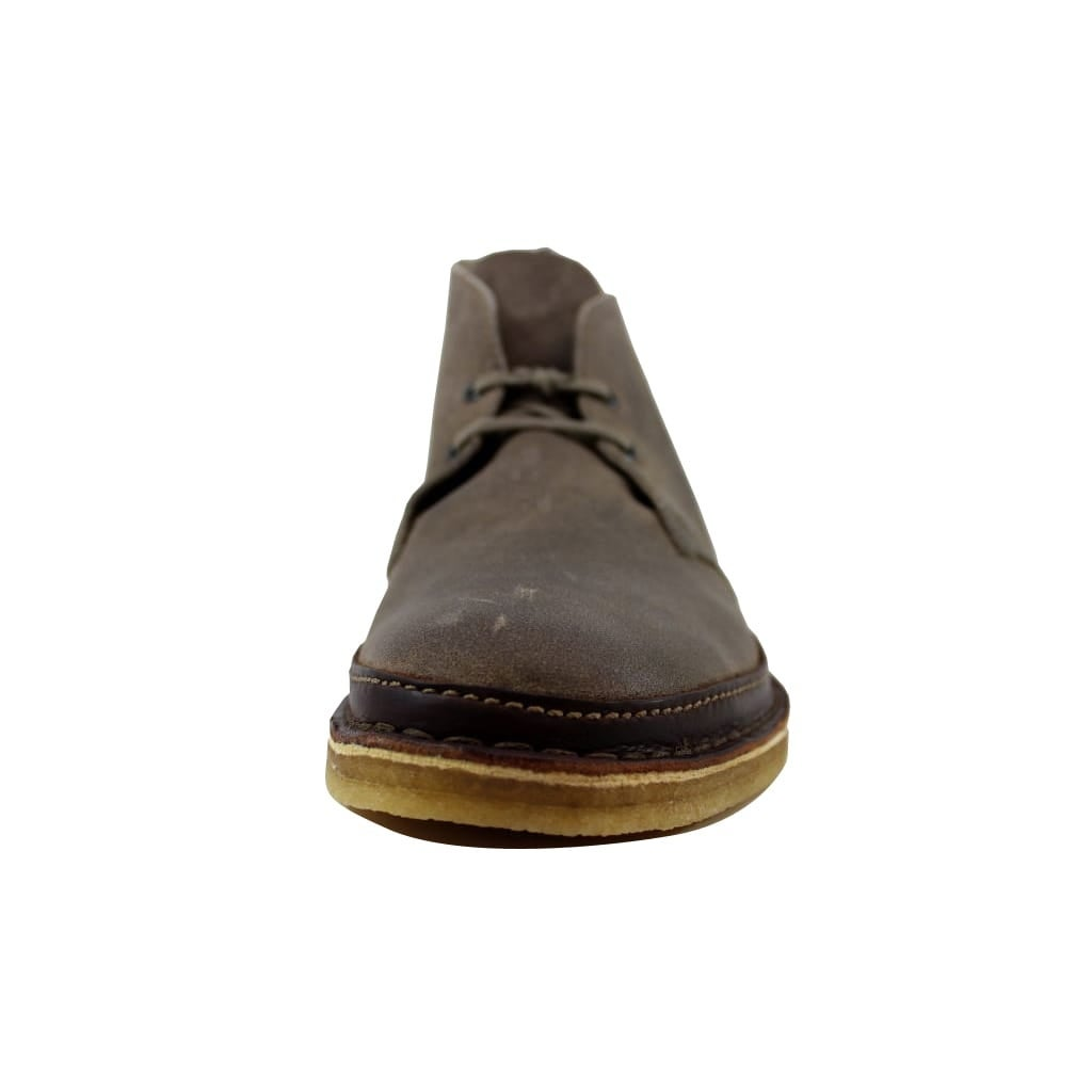 Shop Clarks Men's Desert Guard Taupe Suede 62132 - On Sale - Free Shipping  Today - Overstock.com - 21141392