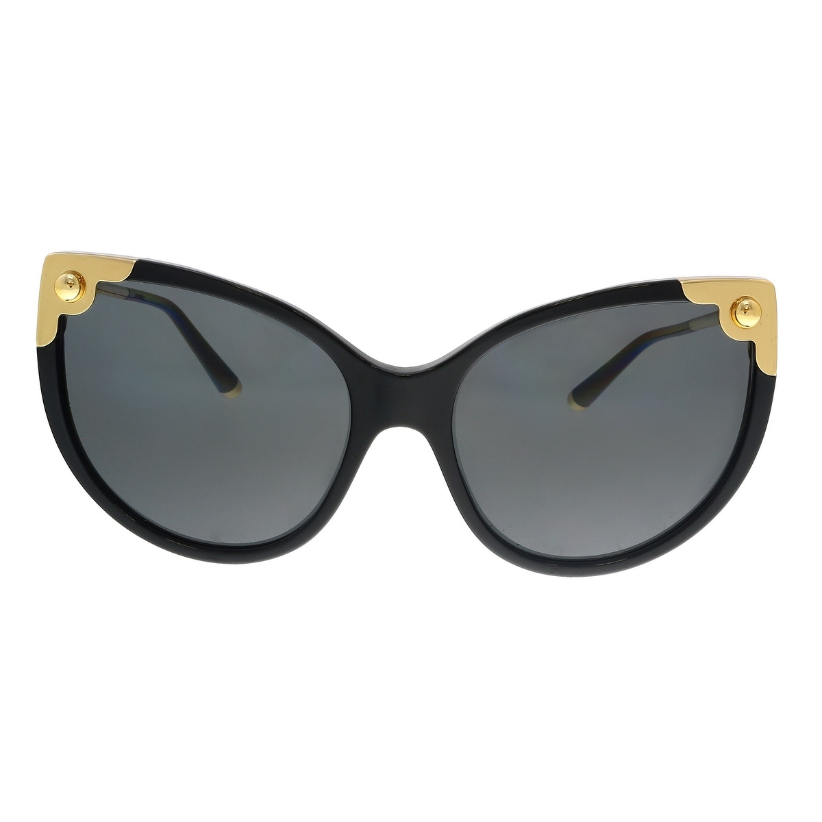 Shop Dolce   Gabbana DG4337 501 87 Black Cat Eye Sunglasses - No Size -  Free Shipping Today - Overstock.com - 23595805 12c5f3d7d18a