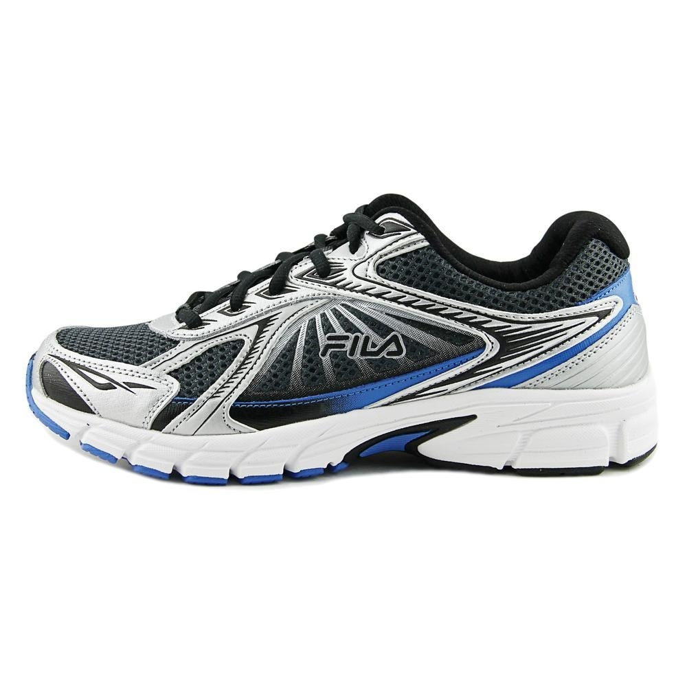 3fa70e759c838 Fila Omnispeed Men Round Toe Synthetic Multi Color Running Shoe