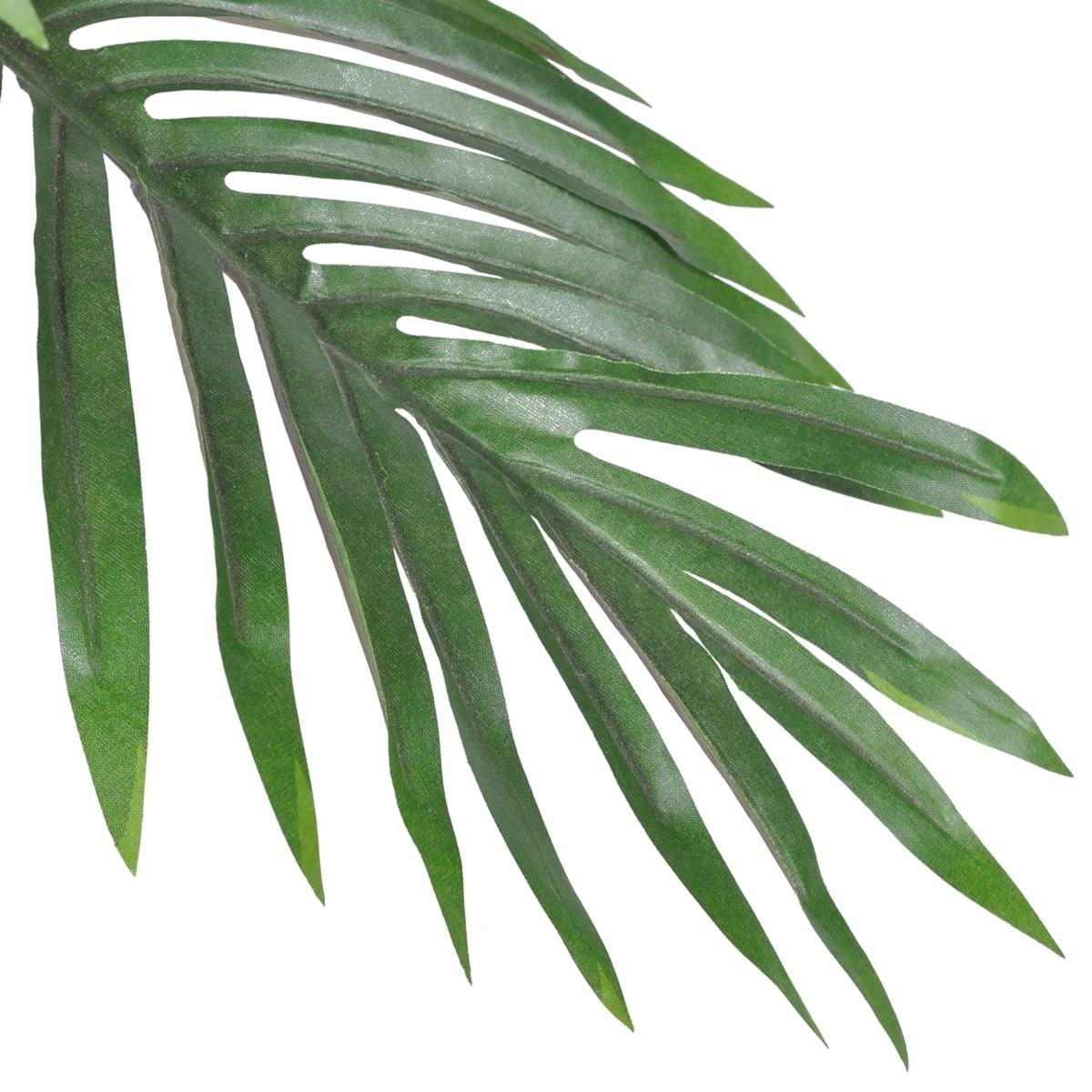 vidaXL Lifelike Artificial Cycas Palm Tree with Pot 31