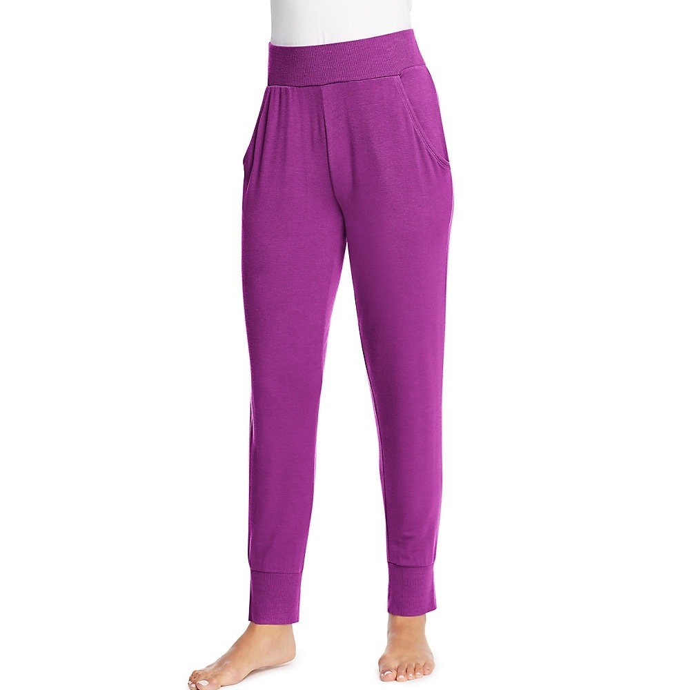 f1ccab665e74 Shop Maidenform Lounge Pants - Color - Charisma - Size - L - Free Shipping  On Orders Over  45 - Overstock - 24142760