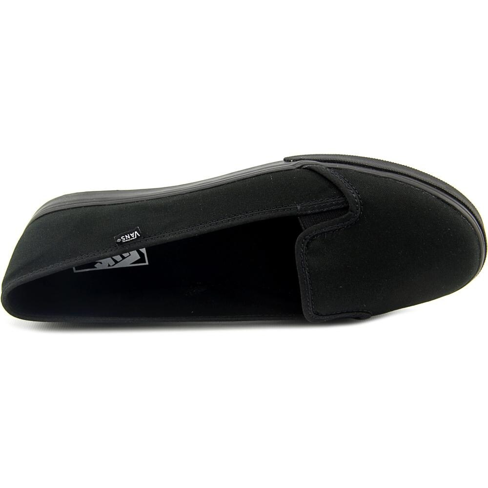 74d0f427939d4c Shop Vans KVD Women Round Toe Canvas Black Loafer - Free Shipping On Orders  Over  45 - Overstock - 14005358