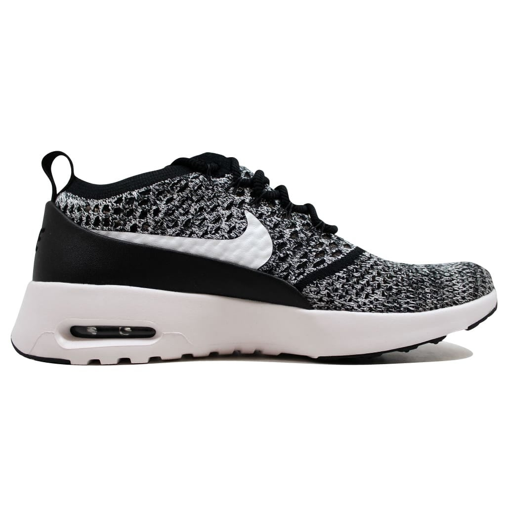 7d76258d6f Shop Nike Air Max Thea Ultra Flyknit Black/White 881175-001 Women's ...