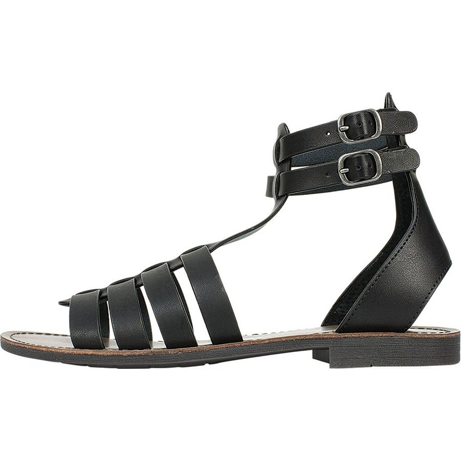 3bb4ee3a3f2e Shop White Mountain Womens carson Leather Open Toe Casual Gladiator Sandals  - Free Shipping On Orders Over  45 - Overstock - 17755915