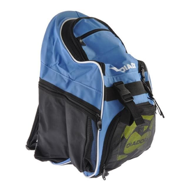 Columbia Blue Diadora Squadra Backpack Bälle