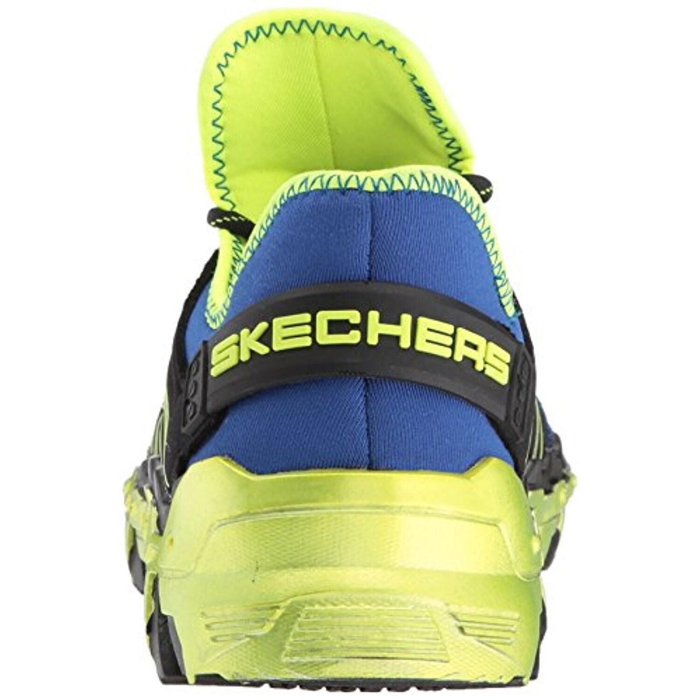 Skechers Kids Kids' Mega-Flex Lite Slip-On  36 EU Eyewear Red Metal Frame Sound Track  Noir (Black Multi A)  ardoise de fil de phaseW1 WOMEN CREW  Mary Janes Femme gO89PReuO2