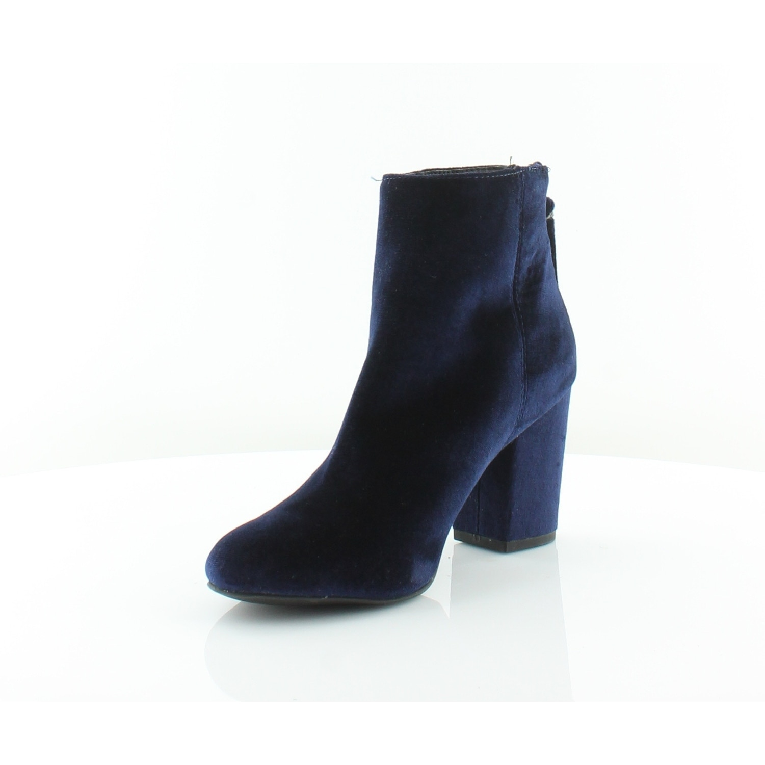 8fa11a2bcbc Shop Steve Madden Cynthia Women s Boots Navy - 5.5 - Free Shipping Today -  Overstock - 21554096